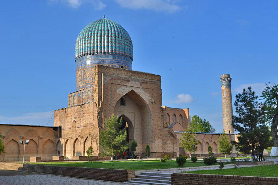 Мечеть Биби-Ханум (Самарканд)