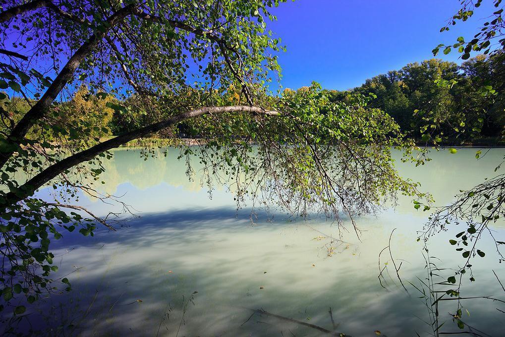 Территория. Серное озеро