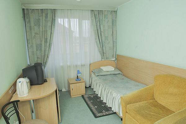 Полулюкс 2-местный 2-комнатный УП