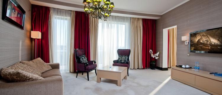 Сюит Президентский 2-местный 4-комнатный