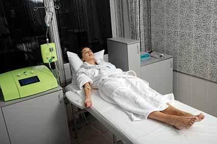 Большая аутогемоозонотерапия