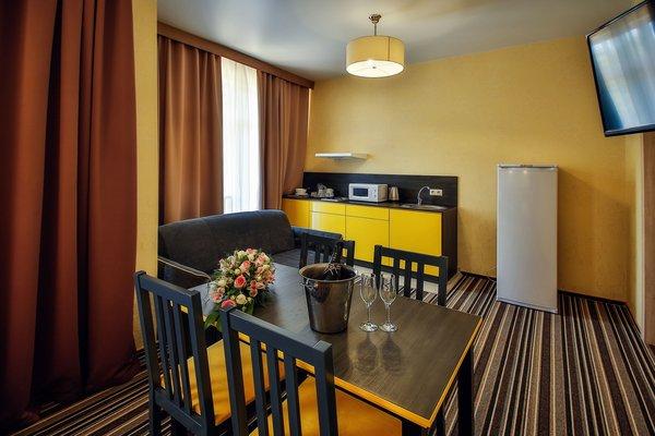 Апартаменты 4-местный 2-комнатный корпус 4