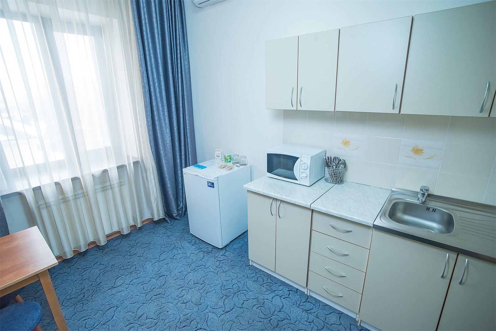 Апартаменты 2-местный