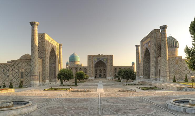 Площадь Регистан (Самарканд)