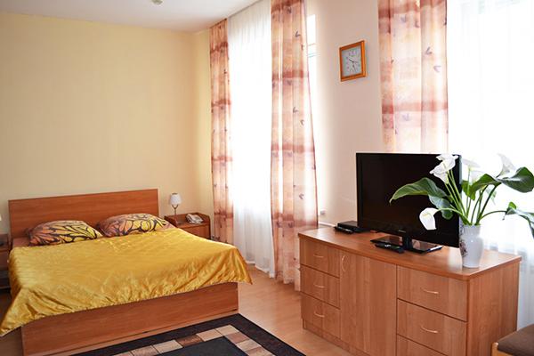 Люкс 2-местный Junior Suite (корпус 1,2)