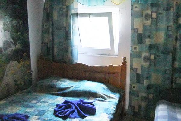 Стандартный 4-местный 2-комнатный