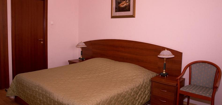 Люкс 1-местный 1-комнатный (категории Б, № 665, 667)