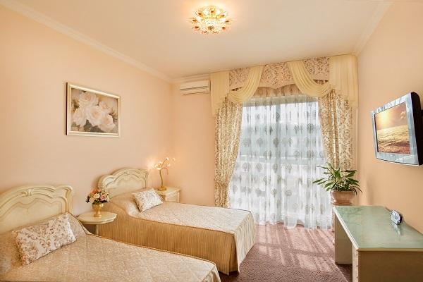 Апартамент 2-местный 3-комнатный (2)