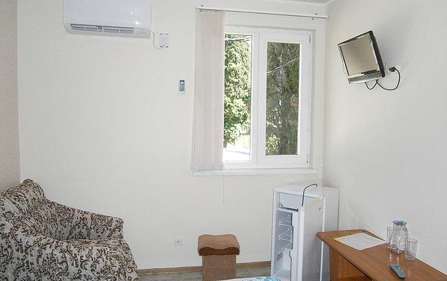 Стандартный 2-местный 1-комнатный (19м2)