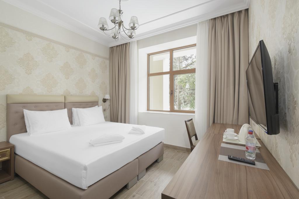 Стандартный 2-местный 1-комнатный (без балкона) КОРПУС 1