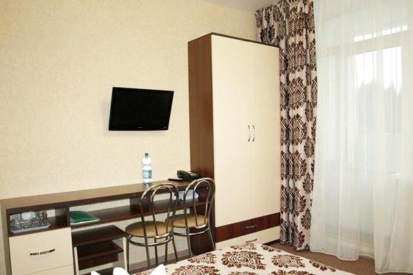 Улучшенный 1-местный 1-комнатный