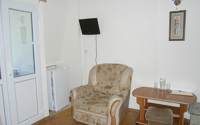 Стандартный 2-местный 1-комнатный с балконом