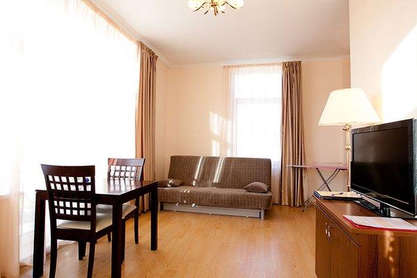 Апартаменты 2-местный 1-комнатный Мини в к. Коверши