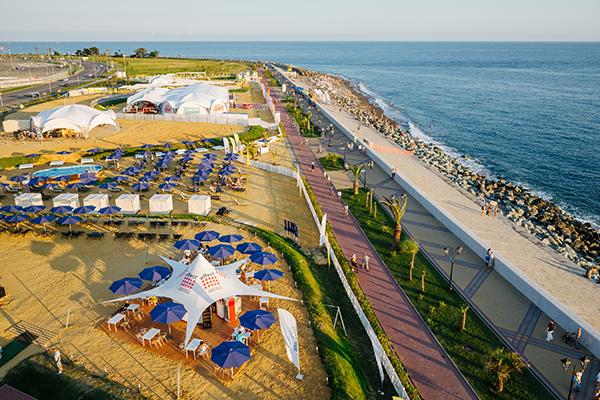 Пляж Имеретинский