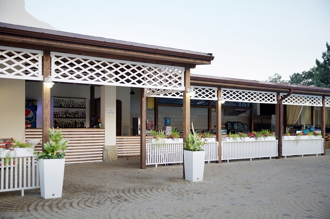 Снэк-бар La Terrasse