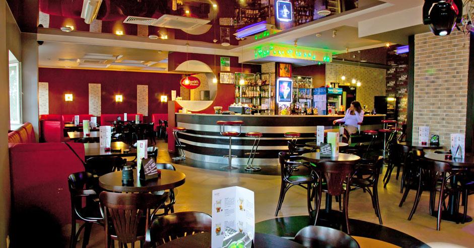 Ресторан Сапфир