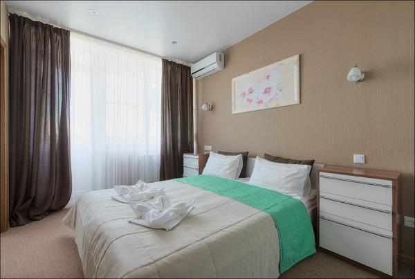 2-комнатный 2-местный Полулюкс