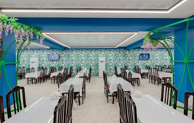 Зал питания