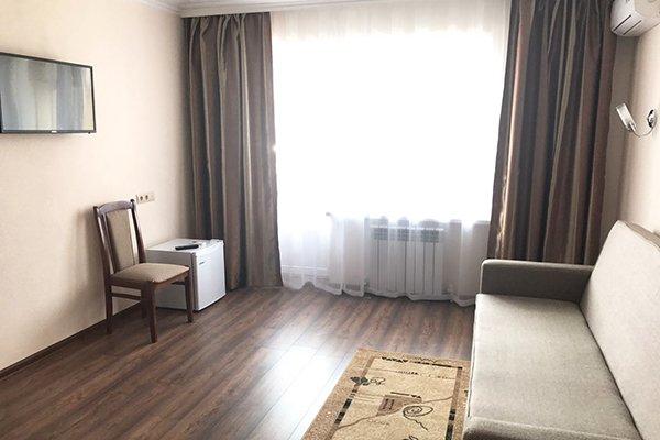 Стандарт 2-местный 2-комнатный без без балкона