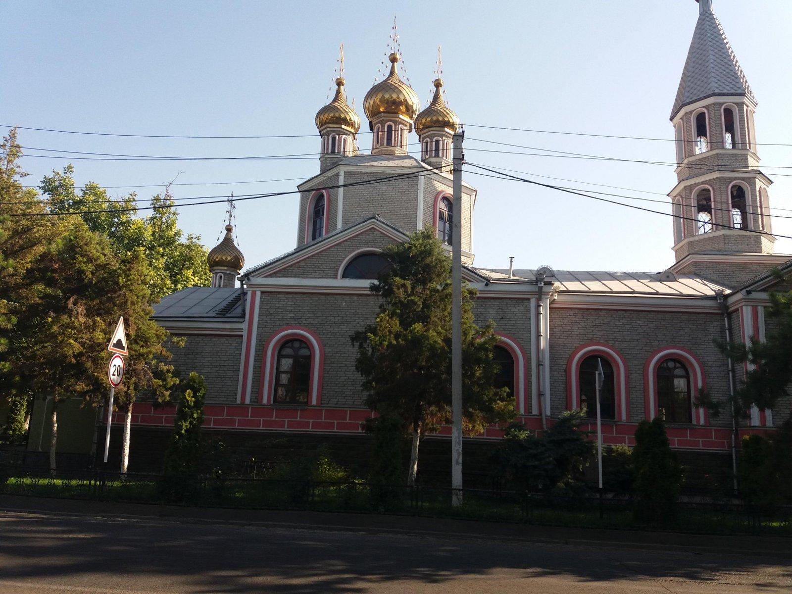 Никольский собор в Шымкенте