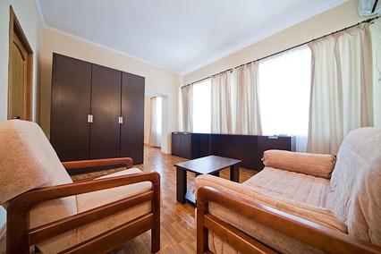 Люкс улучшенный 2-местный 2-комнатный