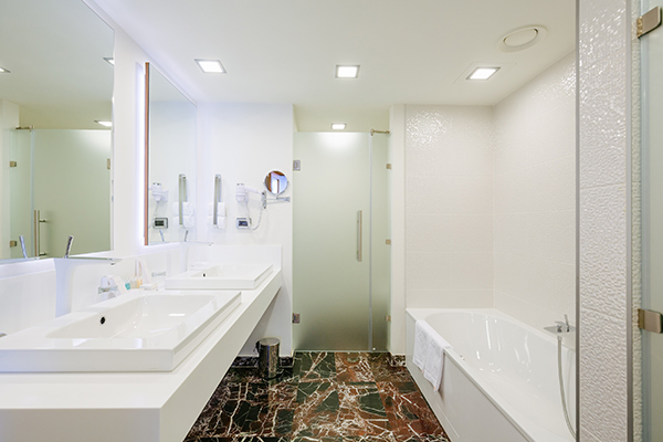 Люкс-ванная комната