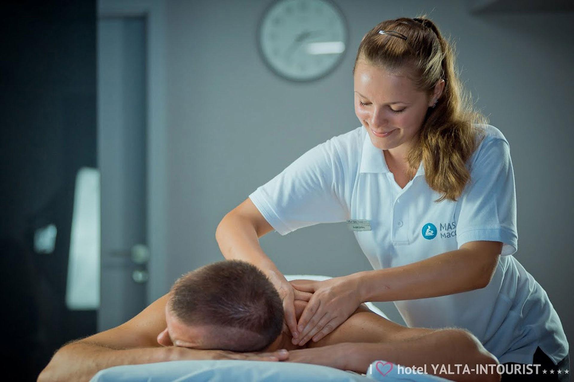 Центр массажа