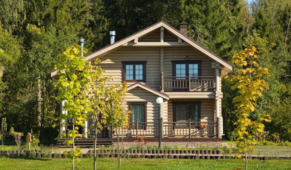 Гостевой дом 8-местный с террасой