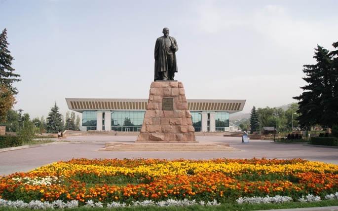 Площадь_Абая