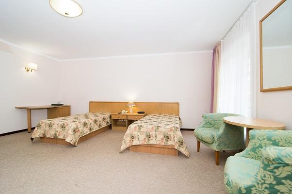 Студия = комфорт 1 комнатный 2-местный