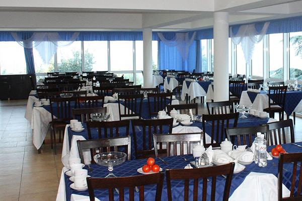 Ресторан корпус Морской
