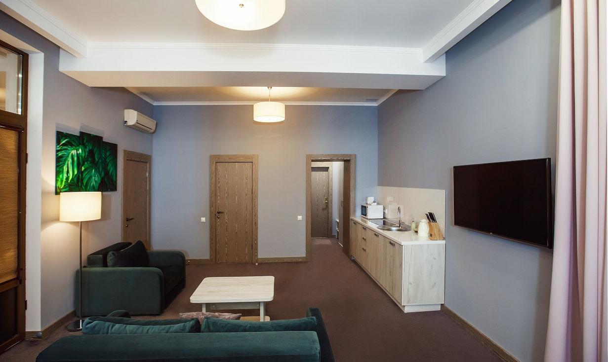 Апартаменты 2-местные 2-комнатные корп. 4