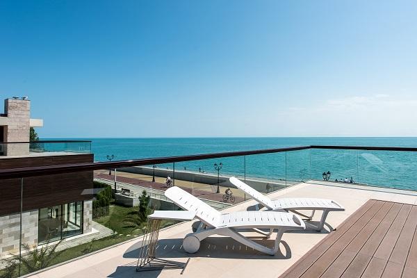 Делюкс с видом на море  Deluxe Sea View
