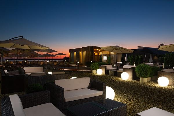 Hyatt-Regency-Sochi-Beach-Sunset