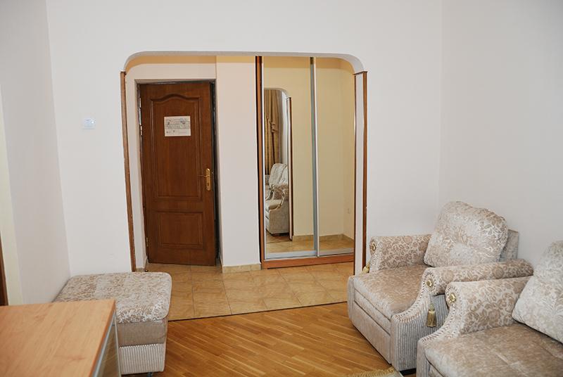 Люкс 2-местный 2-комнатный корпус Приморский (0.83*)