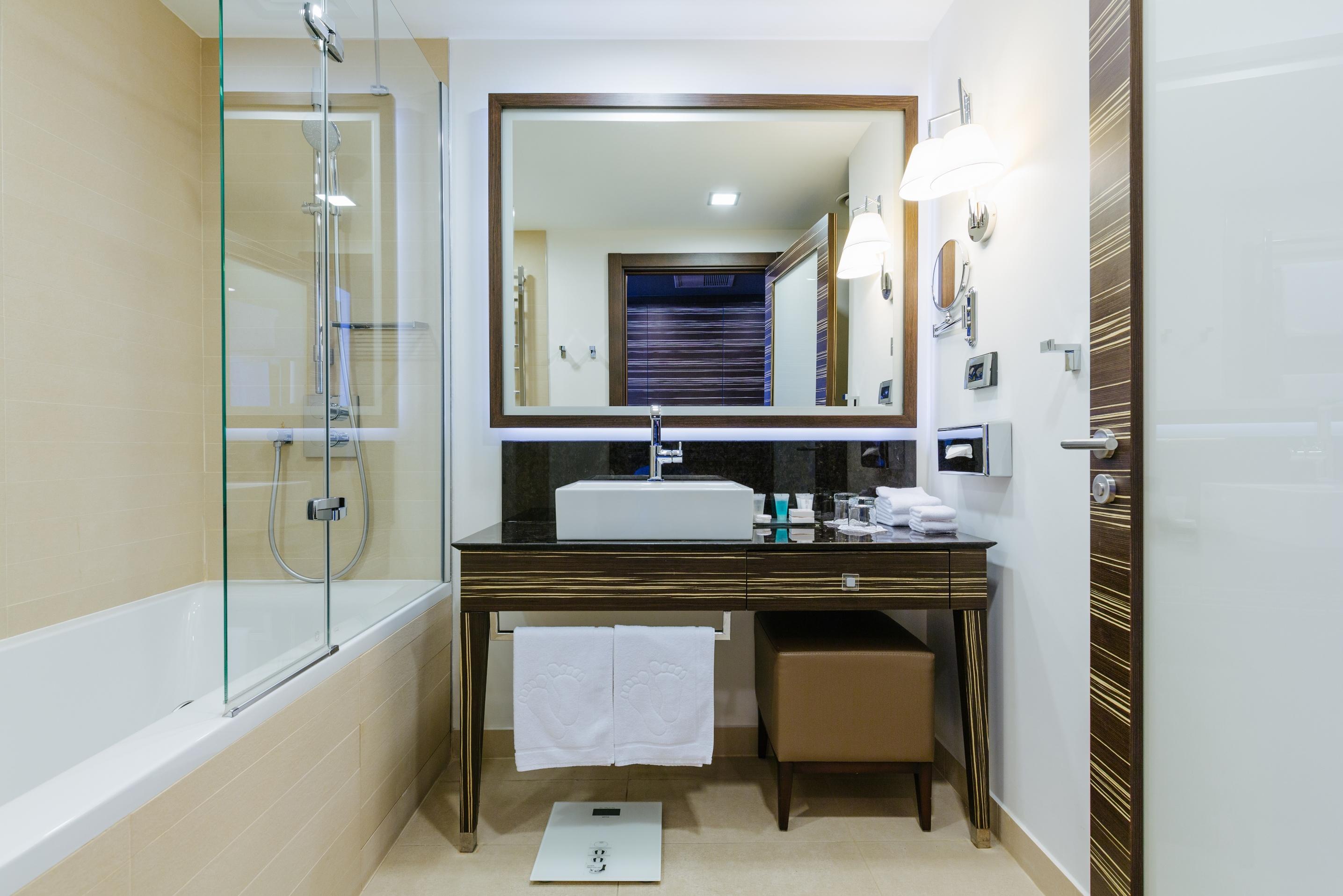 Стандарт-ванная комната
