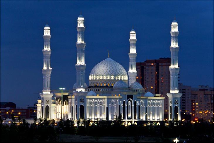 мечеть_Хазрет Султан