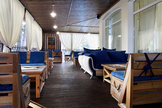 Гастрономическое кафе Mon Plaisir