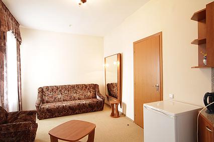 ПК Семья 2-местный 2-комнатный (гостиная)
