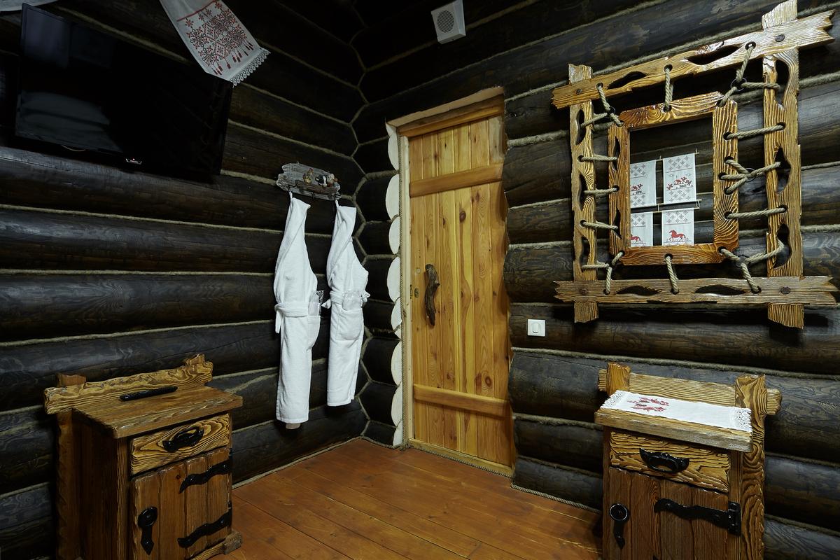 Коттедж 10-местный 5-комнатный (Сибирский)