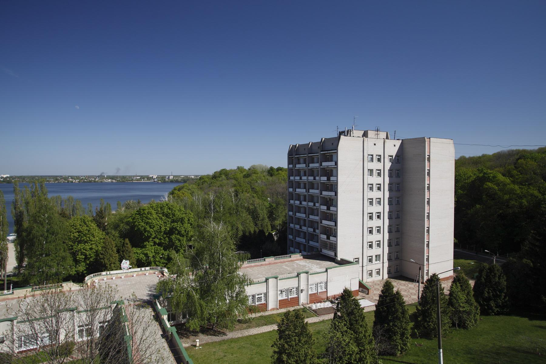 Внешний вид 9-этажный корпус