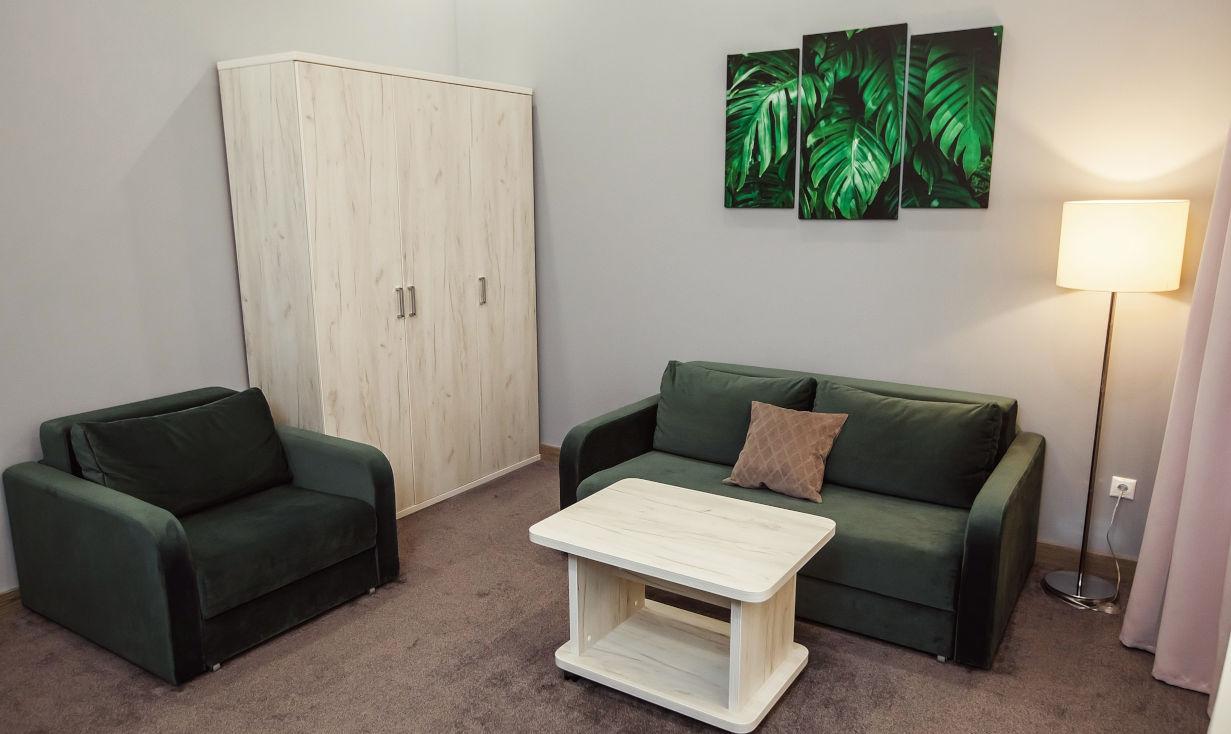 Люкс 2-местный 2- комнатный корп. 4