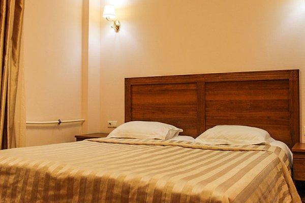 Апартаменты 2-местный 2-комнатный Джуниор к.Коверши