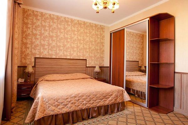 Апартаменты в коттедже 2-местный 2-комнатный
