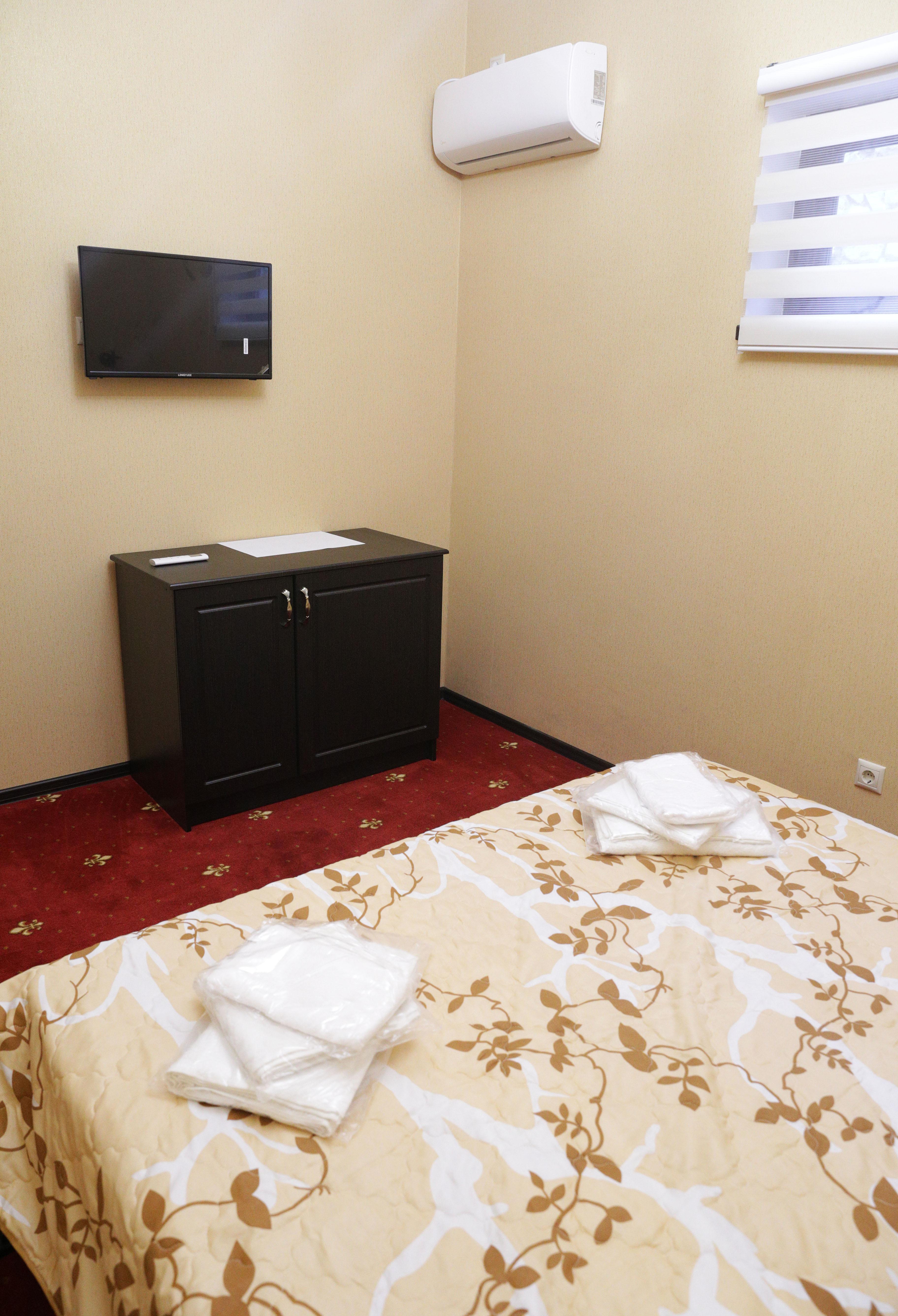 Эконом 2-местный 1-комнатный