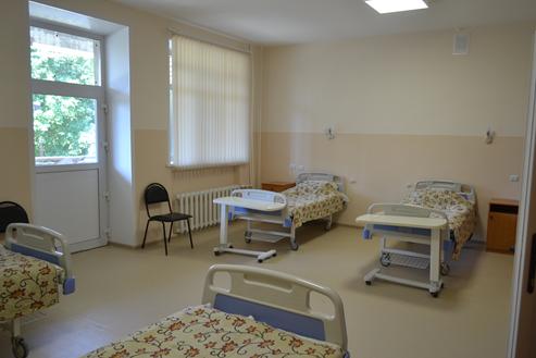Эконом 4-местный 1-комнатный в Спинальном отделении корпус № 10